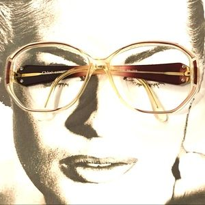 Chloe Optical Frame Only Made in France